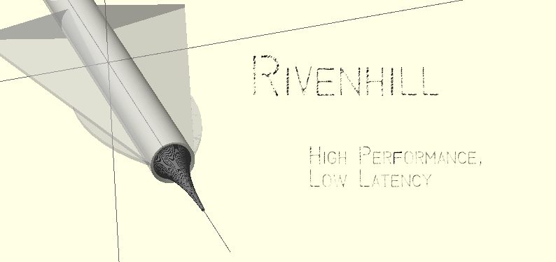 Rivenhill: High Performance, Low Latency
